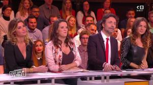 Caroline Ithurbide et FrancesÇa Antoniotti dans c'est Que de la Télé - 15/11/17 - 03