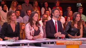 Caroline Ithurbide et FrancesÇa Antoniotti dans c'est Que de la Télé - 15/11/17 - 04