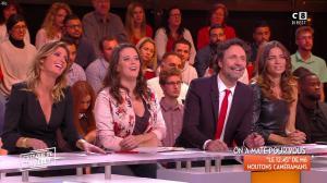 Caroline Ithurbide et FrancesÇa Antoniotti dans c'est Que de la Télé - 15/11/17 - 06