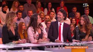 Caroline Ithurbide et Francesca Antoniotti dans c'est Que de la Télé - 15/11/17 - 07