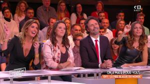 Caroline Ithurbide et FrancesÇa Antoniotti dans c'est Que de la Télé - 15/11/17 - 10