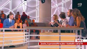 Caroline Ithurbide et Francesca Antoniotti dans Il en Pense Quoi Matthieu - 10/03/17 - 02