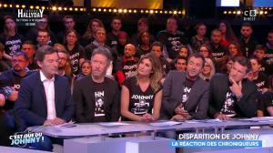 Caroline Ithurbide dans Touche pas à mon Poste - 06/12/17 - 01