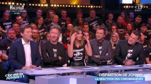 Caroline Ithurbide dans Touche pas à mon Poste - 06/12/17 - 02