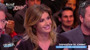 Caroline Ithurbide dans Touche pas à mon Poste - 06/12/17 - 03
