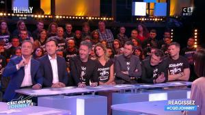 Caroline Ithurbide dans Touche pas à mon Poste - 06/12/17 - 12