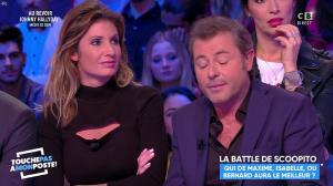 Caroline Ithurbide dans Touche pas à mon Poste - 07/12/17 - 05