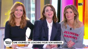 Caroline Ithurbide dans William à Midi - 28/11/17 - 07