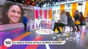 Caroline Munoz et Caroline Ithurbide dans William à Midi - 28/11/17 - 04