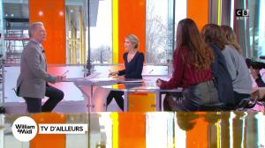 Caroline Munoz et Caroline Ithurbide dans William à Midi - 28/11/17 - 11