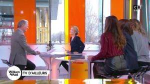 Caroline Munoz et Caroline Ithurbide dans William à Midi - 28/11/17 - 12