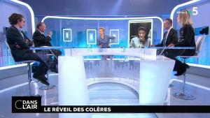 Caroline Roux dans C dans l'Air - 30/01/18 - 04