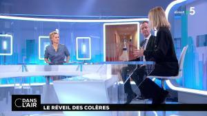 Caroline Roux dans C dans l'Air - 30/01/18 - 06