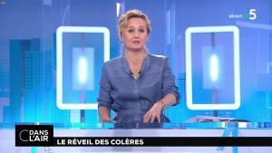 Caroline Roux dans C dans l'Air - 30/01/18 - 07