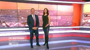 Clelie Mathias dans C News - 20/11/17 - 01