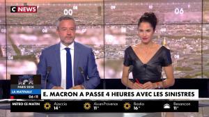 Clélie Mathias dans la Matinale de C News - 13/09/17 - 06