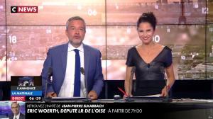 Clélie Mathias dans la Matinale de C News - 13/09/17 - 07