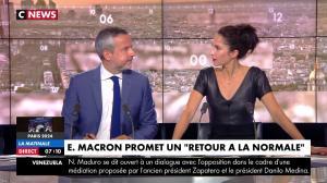 Clélie Mathias dans la Matinale de C News - 13/09/17 - 10