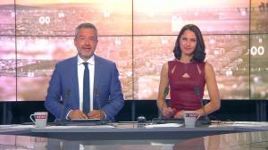 Clelie Mathias dans la Matinale de C News - 21/09/17 - 12