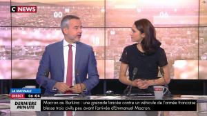 Clélie Mathias dans la Matinale de C News - 28/11/17 - 03