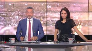 Clélie Mathias dans la Matinale de C News - 28/11/17 - 06