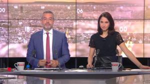 Clélie Mathias dans la Matinale de C News - 28/11/17 - 07