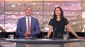 Clélie Mathias dans la Matinale de C News - 28/11/17 - 08