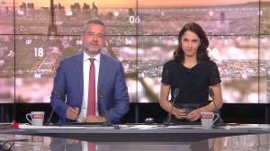 Clélie Mathias dans la Matinale de C News - 28/11/17 - 10