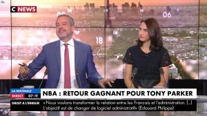 Clélie Mathias dans la Matinale de C News - 28/11/17 - 12