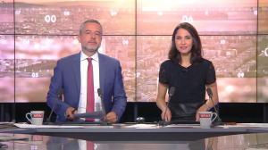 Clélie Mathias dans la Matinale de C News - 28/11/17 - 13
