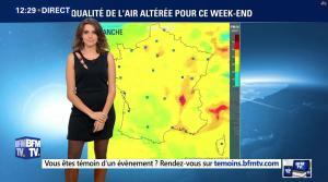 Fanny Agostini à la Météo de BFM TV - 17/02/17 - 04