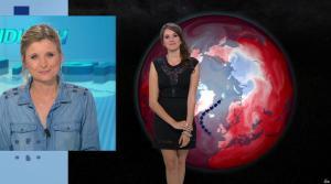 Fanny Agostini à la Météo de BFM TV - 19/05/17 - 01