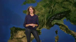 Fanny Agostini à la Météo de BFM TV - 20/12/16 - 01