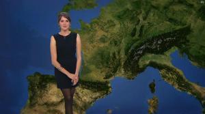 Fanny Agostini à la Météo de BFM TV - 28/04/17 - 05