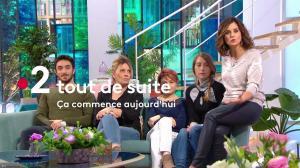 Faustine Bollaert dans Ca Commence Aujourd hui - 06/03/18 - 02