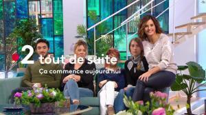 Faustine Bollaert dans Ca Commence Aujourd hui - 06/03/18 - 03