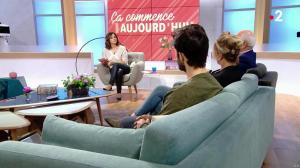 Faustine Bollaert dans Ca Commence Aujourd hui - 06/03/18 - 04