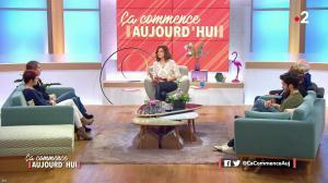 Faustine Bollaert dans Ca Commence Aujourd hui - 06/03/18 - 07