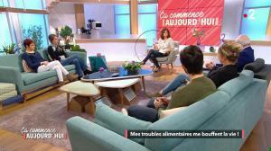 Faustine Bollaert dans Ca Commence Aujourd hui - 06/03/18 - 11