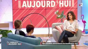 Faustine Bollaert dans Ca Commence Aujourd hui - 06/03/18 - 12