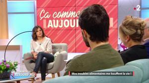 Faustine Bollaert dans Ca Commence Aujourd hui - 06/03/18 - 15