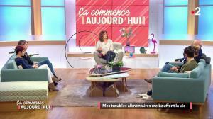Faustine Bollaert dans Ca Commence Aujourd hui - 06/03/18 - 17