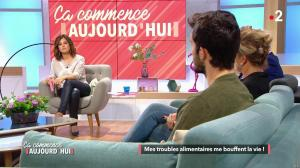 Faustine Bollaert dans Ca Commence Aujourd hui - 06/03/18 - 24