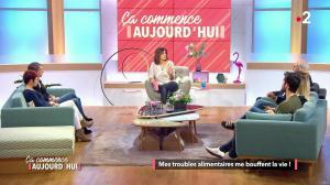 Faustine Bollaert dans Ca Commence Aujourd hui - 06/03/18 - 28