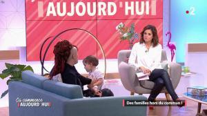 Faustine Bollaert dans Ça Commence Aujourd'hui - 28/02/18 - 08