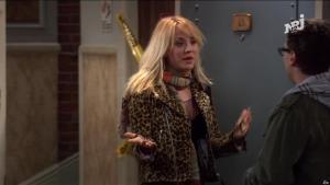 Kaley Cuoco dans The Big Bang Theory - 25/11/17 - 02