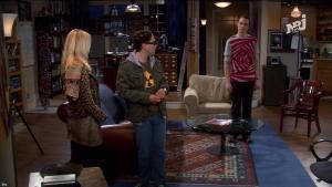 Kaley Cuoco dans The Big Bang Theory - 25/11/17 - 03
