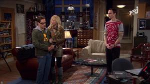 Kaley Cuoco dans The Big Bang Theory - 25/11/17 - 06