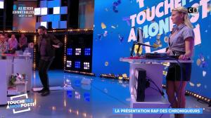 Kelly Vedovelli dans Touche pas à mon Poste - 07/12/17 - 02
