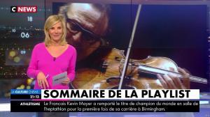 Laurence Ferrari dans la Playlist - 03/03/18 - 03